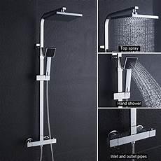 Duschset Mit Thermostat - duschpaneel mit thermostat kaufen 187 duschpaneel mit