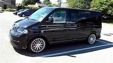 vw caravelle t5 vw t5 caravelle se magic black www totallyt4 co uk