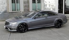 Anderson Germany Mercedes CL65 Grey Stone Edition