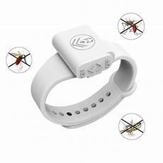 Bakeey Ultrasonic Mosquito Repellent Braclelet Time by Ultrasonic Mosquito Repellent Bracelet At Banggood
