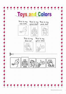 worksheets colors and toys 12707 toys and colors worksheet free esl printable worksheets made by teachers