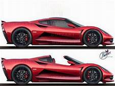 A Mid Engine C8 Corvette Its Happening And Here Are The