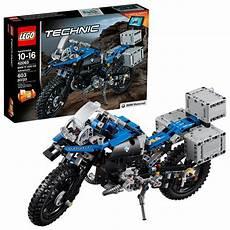 lego technic bmw r 1200 gs adventure 42063 603 pieces