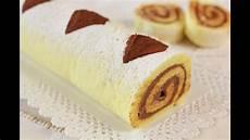 rotolo alle fragole fatto in casa da benedetta rotolo alla nutella di benedetta ricetta facile nutella swiss roll youtube