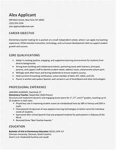 basic resume objective sles world of reference
