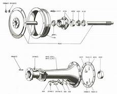 9n ford tractor brake diagram rear axle shaft parts for ford 9n 2n tractors 1939 1947