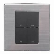buy led wall switch panel light switch four switch double control 250v 10a bazaargadgets com