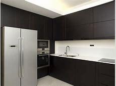Matt Kitchen, Black, Grey & White Kitchen Matt Finishes
