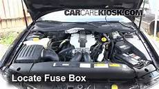 Blown Fuse Check 1997 2001 Cadillac Catera 1999 Cadillac