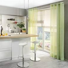 Vorhänge Für Küche - dezenter vorhang f 252 r die k 252 che ttl ttm