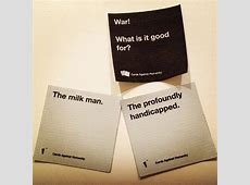cards against humanity game pc