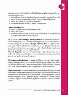 contratto di soggiorno per lavoro mondo immigrato guida