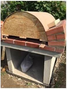 Wie Kann Ich Einen Pizzaofen Mit Schamottsteinen Selber Bauen