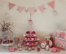 Sweet Table Girly Anniversaire Sweet Table Candybar