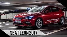 Seat Facelift 2017 Test Review Fahrbericht