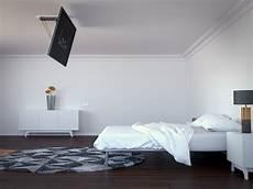 tv soffitto supporto a soffitto motorizzato itb solution