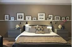 Wandgestaltung Im Schlafzimmer Wohnen Wandgestaltung