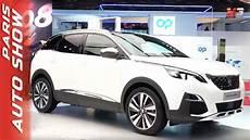 New Peugeot 3008 Hybrid Salone Di Parigi 2018