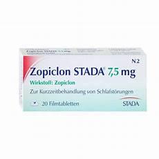 zopiclon stada 7 5 mg 20 stk zopiclon ohne rezept