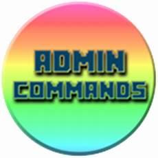 admin commands roblox