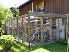 katzengehege selber bauen die alternative katzengehege 171 tierschutzverein penzberg und umgebung e v