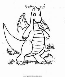 Malvorlagen Dragons Quest Drachen 001 Gratis Malvorlage In Drachen Fantasie Ausmalen