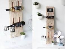 flaschenregal selber bauen materialien anleitungen und
