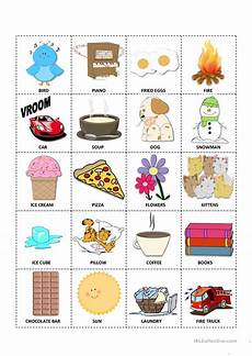 my 5 senses game worksheet free esl printable worksheets made by teachers