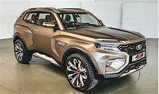 Vision Suv Will Replace Lada Niva After 40 Years