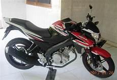 Modifikasi Motor Vixion 2013 by Foto Modifikasi Motor Yamaha New Vixion 2013