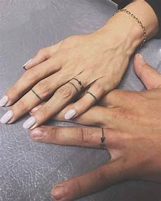 10 wedding ring tattoos that ll make you want to get inked