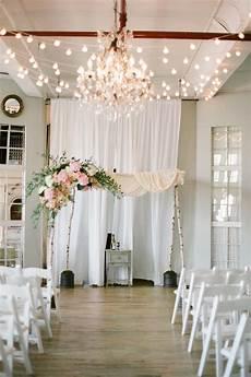 elegantly sweet blush new york wedding modwedding