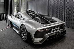 Mercedes AMG One Confirmed As Hypercars Production Name