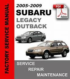 car repair manual download 2008 subaru legacy parental controls subaru legacy outback 2005 2006 2007 2008 2009 service repair workshop manual ebay