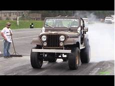 krasse v8 power im jeep cj 7 der perfekte sleeper