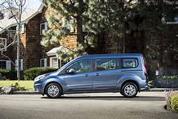2019 Ford Transit Connect Wagon  Media Center