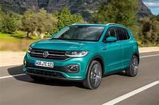 Volkswagen T Cross 2019 Prix Moteur Gamme Et