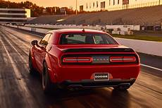 hennessey to lift dodge challenger demon beyond 1 500 hp carscoops