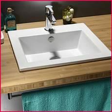 lavabo a encastrer vasque salle de bains