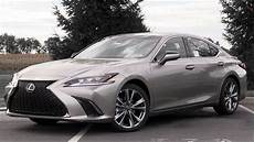 2019 lexus es 350 f sport review youtube