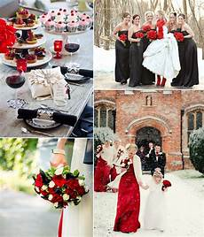 top 6 classic winter wedding color combo ideas trends