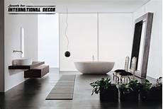 Fashionable Style Of Modern Bathroom Interior Design