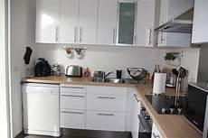 cuisine bois blanc cuisine en bois et blanc le bois chez vous