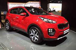 New 2016 Kia Sportage Goes On Sale From &16317995  Auto Express