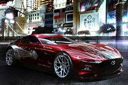 Renders Bring Cars From The Fast And Furious Up To