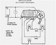 alternator wiring diagram toyota corolla toyota corolla