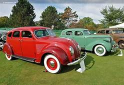 1934 DeSoto Airflow At The Glenmoor Gathering Of