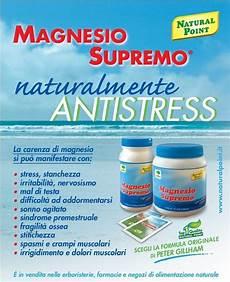 magnesio supremo bustine ansia e stress magnesio supremo 174 solubile 150gr
