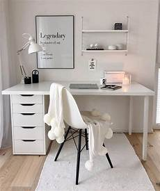 white home office furniture simple and clean home office space house 1a click the