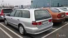 Mitsubishi Galant Wagon Generation Ea0 2 0